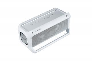 Bluetooth přenosný reproduktor LG Xboom Go PN7W, bílá