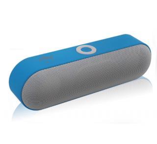 Bluetooth stereo reproduktor NBY-18, 2x3W Barva: modrá