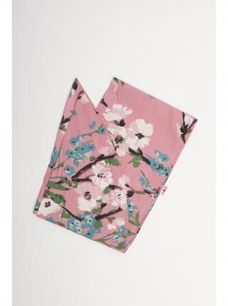 Blutsgeschwister růžový šátek do vlasů Pretty and Chic Blossom Blush dámské růžová