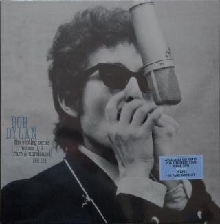 Bob Dylan Bootleg Series 1-3  Black