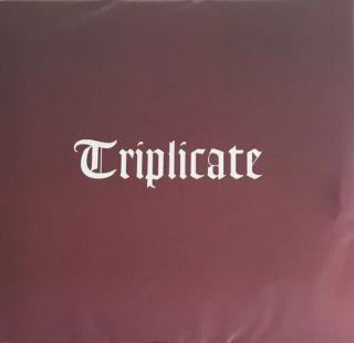Bob Dylan Triplicate  Black