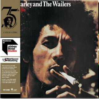 Bob Marley & The Wailers Catch A Fire  Black