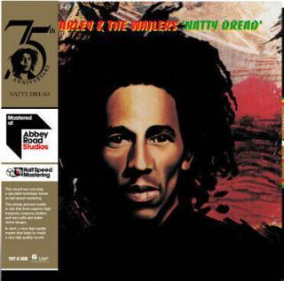 Bob Marley & The Wailers Natty Dread  Black