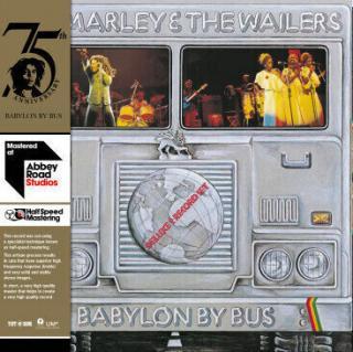 Bob Marley Babylon By Bus  Black