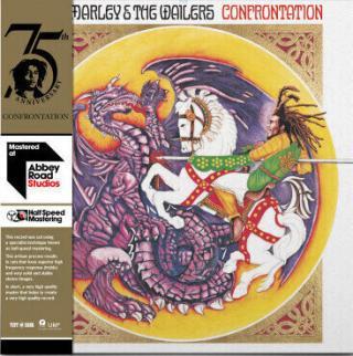 Bob Marley Confrontation  Black