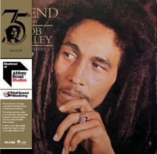 Bob Marley Legend  Black