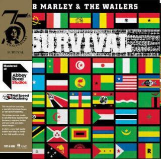 Bob Marley Survival  Black