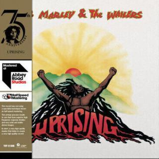 Bob Marley Uprising  Black