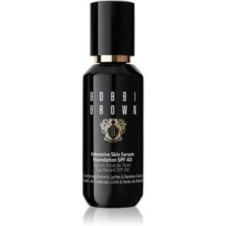 Bobbi Brown Intensive Skin Serum Foundation rozjasňující tekutý make-up SPF 40 odstín Natural  30 ml dámské 30 ml