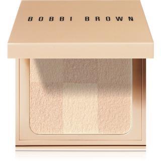 Bobbi Brown Nude Finish Illuminating Powder rozjasňující kompaktní pudr odstín BARE 6,6 ks dámské 6,6 ks