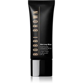 Bobbi Brown Skin Long Wear Fluid Powder Foundation tekutý make-up s matným finišem SPF 20 odstín Warm Ivory  40 ml dámské 40 ml