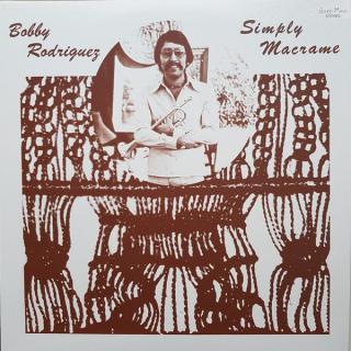 Bobby Rodriguez Simply Macrame  Black