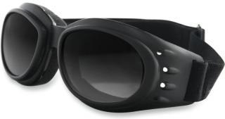 Bobster Cruiser II Adventure Goggles Black Lenses Interchangeable pánské L