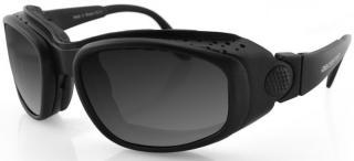 Bobster Sport & Street Convertibles Black Lenses pánské L