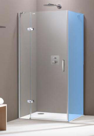 Boční zástěna ke sprchovým dveřím 120x200 cm Huppe Aura elegance chrom lesklý 400611.092.322 chrom chrom