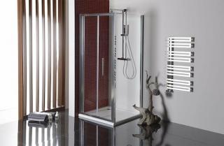Boční zástěna ke sprchovým dveřím 70x200 cm Polysan LUCIS chrom lesklý DL3215