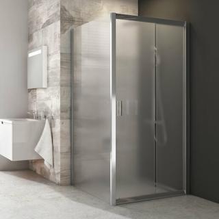 Boční zástěna ke sprchovým dveřím 80x190 cm Ravak Blix chrom lesklý 9BH40C00ZG