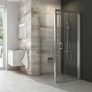 Boční zástěna ke sprchovým dveřím 80x190 cm Ravak Blix chrom lesklý X93H40C00Z1