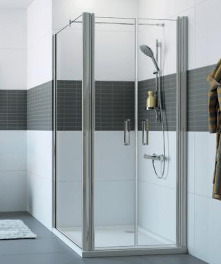 Boční zástěna ke sprchovým dveřím 80x200 cm Huppe Classics 2 chrom lesklý C23908.069.322 chrom chrom