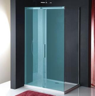 Boční zástěna ke sprchovým dveřím 90x200 cm Polysan ALTIS chrom lesklý AL6015