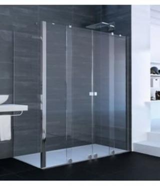 Boční zástěna ke sprchovým dveřím Huppe Xtensa 88,5-90x200 cm XT1808.123.322