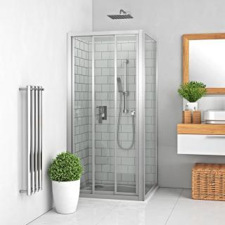 Boční zástěna ke sprchovým dveřím Roth Lega Line 412-7000000-00-11