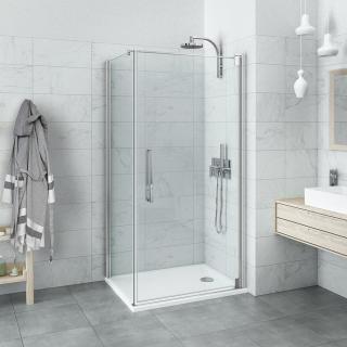 Boční zástěna ke sprchovým dveřím x80Roth Hitech Neo Line HI FXP 08020 VPE
