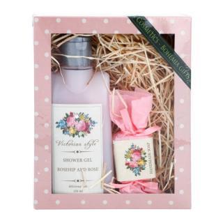 Bohemia Gifts & Cosmetics Victorian Style dárková sada I. pro ženy dámské