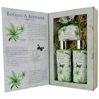 BOHEMIA GIFTS Botanica Konopný olej