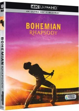 Bohemian Rhapsody 2BD  - 4K/UHD   BD