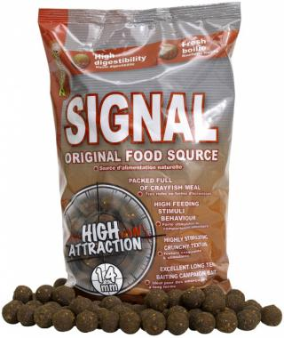 Boilies starbaits concept signal 1kg 14mm
