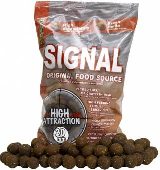 Boilies starbaits concept signal 1kg 20mm