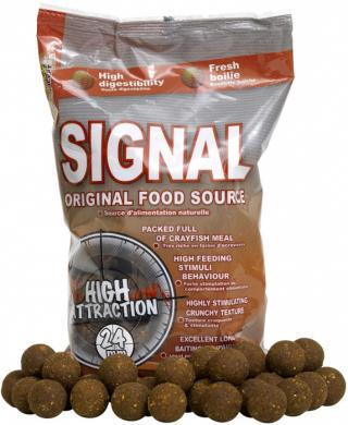 Boilies starbaits concept signal 1kg 24mm