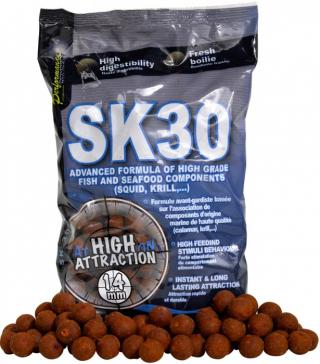 Boilies starbaits concept sk30 1kg 14mm
