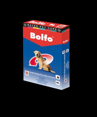 Bolfo antiparazitický obojek pro psy 70 cm