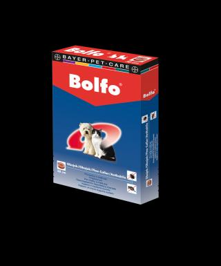 Bolfo antiparazitický obojek pro psy i kočky 38 cm