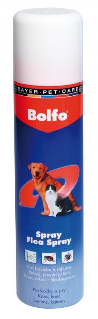 Bolfo antiparazitický sprej 250ml