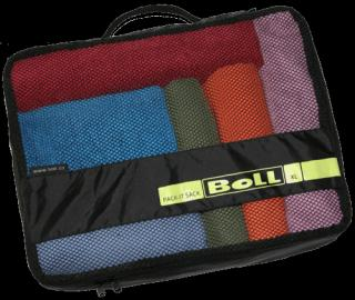 Boll Pack it sack XL Black černá