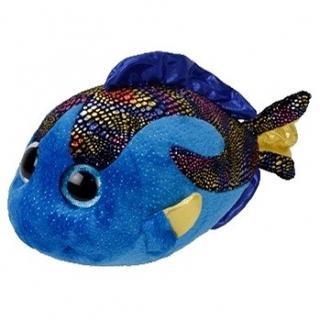 BOOS modrý, 24 cm - modrá ryba
