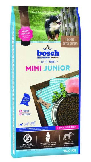 BOSCH HPC Mini Junior 15kg