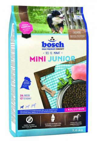 BOSCH HPC Mini Junior 3kg