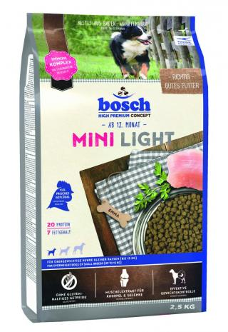BOSCH HPC Mini Light 2,5kg