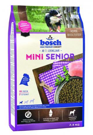 BOSCH HPC Mini Senior 2,5kg