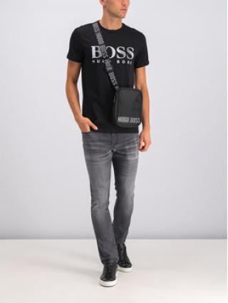 Boss T-Shirt 50407774 Černá Regular Fit pánské L