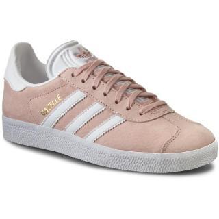 Boty adidas - Gazelle BB5472 Vapink/White/Goldmt Růžová 44