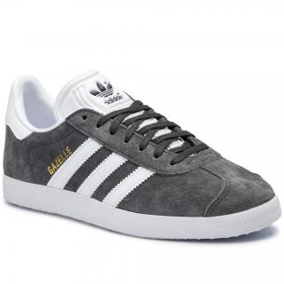 Boty adidas - Gazelle BB5480 Dgsogr/White/Goldmt Šedá 42