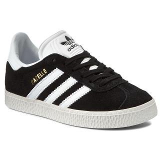 Boty adidas - Gazelle C BB2507 Cblack/Ftwwht/Goldmt Černá 31