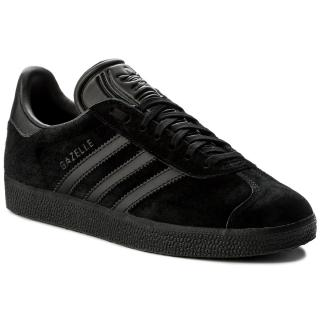 Boty adidas - Gazelle CQ2809 Cblack/Cblack/Cblack Černá 40