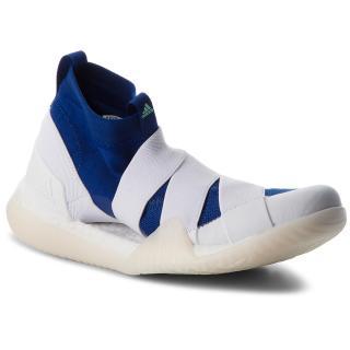 Boty adidas - PureBoost X Trainer 3.0 LL DA8963  Ashsil/Clemin/Shoyel dámské Tmavomodrá 38