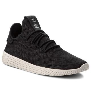 Boty adidas - Pw Tennis Hu AQ1056  Cblack/Cblack/Cwhite Černá 42